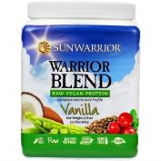 Sunwarrior Warrior Blend Vanilla 500g