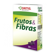 Ortis Fruits And Fibre 30 Tablets