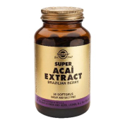 Solgar-Super Acai Extract 150mg Softgels 50