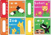 Handy Books - Early Learning Fun 4 Pack (Handy Books) [Board book]