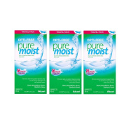 Opti-Free Puremoist 90ml Travel Pack X3
