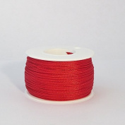 0.75mm Diameter Braided Nano Cord 90m (Approx) Spools Various Colours