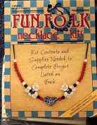 Mr. Blue Bears - Fun Folk Necklace Kit - CWN011