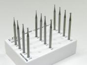 HART BURS 90º BEARING CUTTER FIG156c SET 006-023 jewellers STONE DIAMOND SETTING