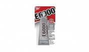 E6000 Industrial Adhesive Medium Viscosity Clear 60ml
