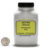 Yellow Dextrin [(C6H10O5)n] 100% ACS Grade Powder 120ml in a Bottle USA