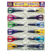 ECR4KIDS KraftEdger 12-pc. Classpack in Vinyl Pouch - Set of 6