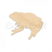 Frog Style 1914, Wooden Cutouts, Crafts Embellishment, Gift Tag or Wood Ornament