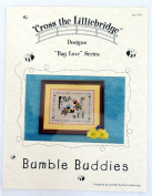 Bug Love Series Bumble Buddies Counted Cross Stitch Pattern 1120