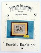 Bug Love Series Bumble Buddies Counted Cross Stitch Pattern 1120