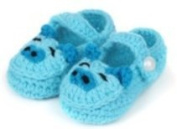 Blue Colour Soft Baby Shoes for Summer Small Craft Brand New/ Small Kids Girls Only/grand East Wool Weave Animals-toys Plush Birthday Party Gift Cute-0788 Lovely