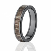 Mossy Oak Bands, Camouflage Wedding RIngs, Bottomland Camo Rings