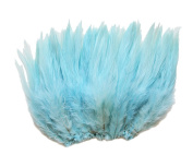13cm - 18cm Rooster Saddle Coque Feathers for Crafting, Headpiece, etc. ~9g, 10ml