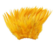 15cm - 20cm Rooster Saddle Coque Feathers for Crafting, Headpiece, etc. ~9g, 10ml