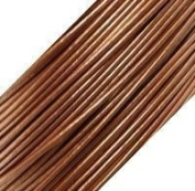 Genuine Leather Cord 2mm Bronze