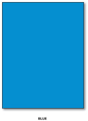 Bright Colour Cardstock Paper, 29kg. 8.5 X 11 - 250 Sheets