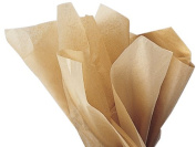 Kraft Tissue Paper 38cm X 50cm - 100 Sheets