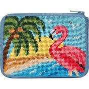 Stitch & Zip Coin / Credit Card Case