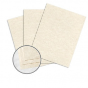 Astroparche Natural Paper - 8 1/2 x 11 in 27kg Text Vellum 30% Recycled 500 per Ream
