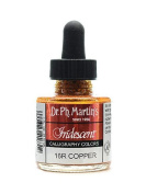 Dr. Ph. Martin's Iridescent Calligraphy Colours 30ml copper