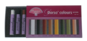 Pergamano Dorso Pastels, Assorted Natures Colours
