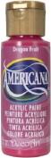 DecoArt Americana Acrylic Paint, 60ml, Dragon Fruit