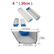 Dual Edge Emulsion Scoop Coater for Screen Printing