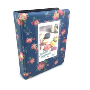 Hellohelio Fuji Instax Photo Album for Fuji Instax Mini 7s /8/ 9S/25/55s/ Polaroid Cameras