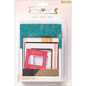 Crate Paper Maggie Holmes Open Book Chipboard Frames