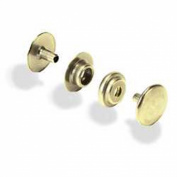 Line 20 Snap Brass Plated 10 Pack 1261-01