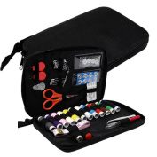 Professional Sewing Kit, Includes 50 Quality Sewing Accessories, Excellent Option for a Beginners Sewing Kit, It Works Great As a Handy Travel Sewing Kit