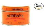 Murray's Superior Hair Dressing Pomade, 90ml - 3 pieces