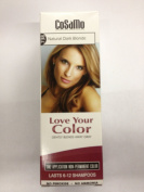 CoSaMo -Love Your Colour- Ammonia & Peroxide Free Hair Colour #738 Natural Dark Blonde