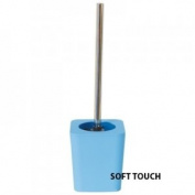 MSV WC Brush 140712 Monaco Blue 11.5 x 11.5 x 39 cm