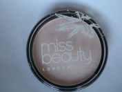 Miss Beauty Pressed Powder Compact - No 18 Ivory