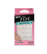 Fing'rs Flirt Toez Glue-On Toe Nails