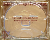 5 x COLLAGEN FACE MASKS