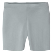 City Threads Big Girls' 100% Cotton Bike Shorts For Sports or Under Skirts 7-16