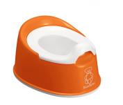 BABYBJORN Smart Potty Trainer, Orange