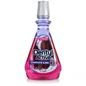Dentyl Active Complete Care Icy Fresh Cherry Mouthwash