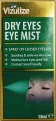 Vizulize Dry Eyes 10ml Eye Mist Spray