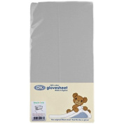 Fitted Sheet For Chicco Next 2 Me By BabySecurity - Grey