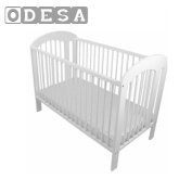NEW BABY COT & ECO FOAM COTBED MATTRESS ODESA 60x120