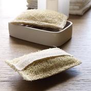 Sabai Loofah Scrub Brush