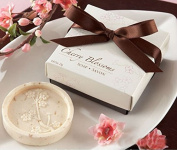Cherry Blossoms Soap for Wedding Favours and Baby Shower, 12