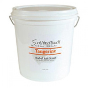 Soothing Touch Herbal Therapy Tangerine Herbal Salt Scrub 9.3kg