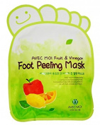 2 Socks Pack - Baby Foot Deep Exfoliation Peeling Calluses and Dead Skin Foot Mask, Remove Dead Skin Easily, Treat Cracked Heels, Improve Foot Odour - Get New Soft Smooth Baby Feet in 4 Days to 2 Weeks, Papaya, Lemon, Apple, Orange, Grape and other nat ..