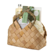 Green Tea Spa Gift Basket