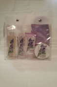 Essence of Beauty Relaxing Bath Collection White Lavender Set