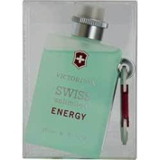 VICTORINOX SWISS UNLIMITED ENERGY by Victorinox (MEN) VICTORINOX SWISS UNLIMITED ENERGY-COLOGNE SPRAY 150ml